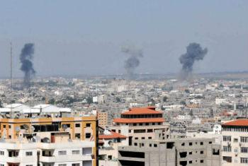Gaza. Foto: Arquivos Unrwa/Shareef Sarhan