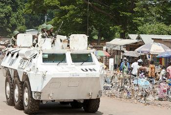 Missão da ONU na República Centro-Africana. Foto: Minusca/Catianne Tijerina