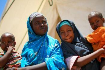 Crianças na Somália. Foto: Ocha