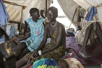 Refugiados sul-sudaneses na Etiópia. Foto: Acnur/P.Wiggers