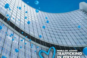 Dia Mundial contra o Tráfico de Pessoas. Imagem: Unodc