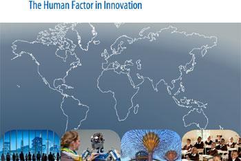 Foto: Reprodução do Índice de Inovação Global 2014 da Ompi