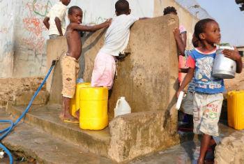 Foto: Unicef Angola/Blumenkrantz