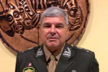 General José Luiz Jaborandy Júnior Foto: ONU