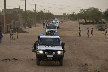 Tropas da missão no Mali. Foto: Minusma/Marco Dormino