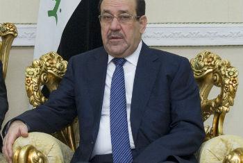 Nouri al-Maliki. Foto: ONU/Eskinder Debebe