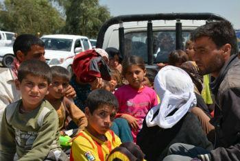 Mais de 6 milhões de refugiados. Foto: Acnur/N. Colt