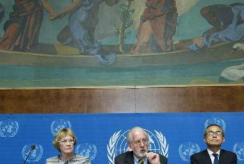 Comissão de Inquérito sobre a Síria. Foto: ONU