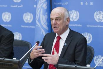 David Nabarro. Foto: ONU/Mark Garten