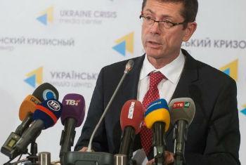 Ivan Simonovic. Foto: ONU Ucrânia