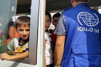 Número de deslocados já ultrapassa 1,6 milhão. Foto: OIM