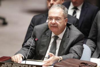Tarek Mitri. Foto: ONU/Loey Felipe