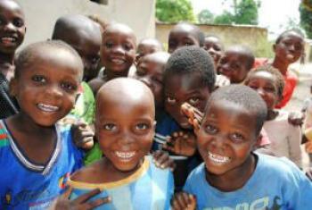 Crianças angolanas. Foto: Unicef Angola