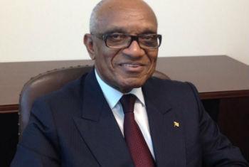 Miguel Trovoada. Foto: Rádio ONU