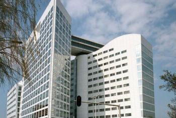 Tribunal Penal Internacional. Foto: TPI/Max Koot