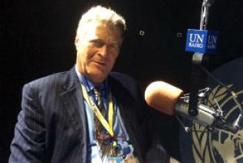 Alfredo Sirkis. Foto: Rádio ONU