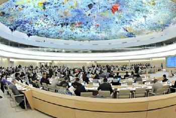 Conselho de Direitos Humanos. Foto: ONU