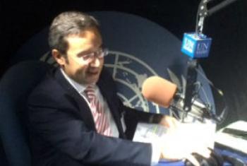 Jorge Moreira da Silva. Foto: Rádio ONU