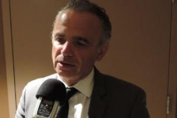 Luiz Loures. Foto: Rádio ONU
