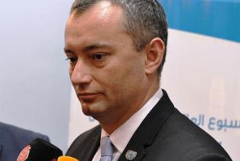 Nikolay Mladenov. Foto: Unami