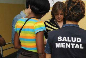 Anualmente 800 mil pessoas cometem suicídio. Foto: OMS/V. Ariscain