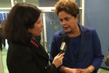 Foto: Rádio ONU