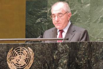 Rui Machete. Foto: Rádio ONU
