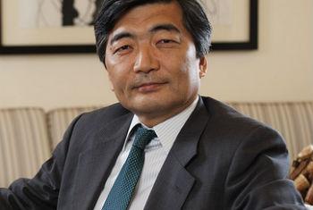 Naoyuki Shinohara. Foto: FMI