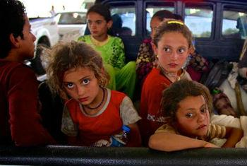 Crianças iraquianas. Foto: Unicef/Wathiq Khuzaie
