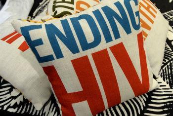 Combate ao HIV. Foto: Unaids