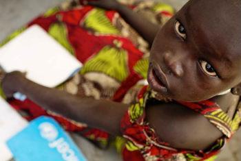 30 milhões de crianças estão fora da escola. Foto: Unicef