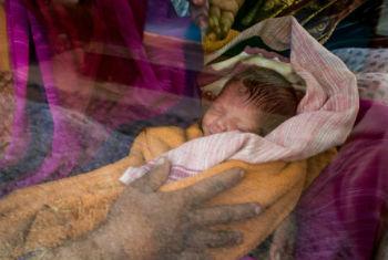 Relatório de mortalidade infantil. Foto: Unicef