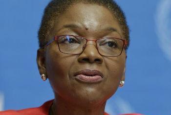 Valerie Amos. Foto: ONU/Jean-Marc Ferré