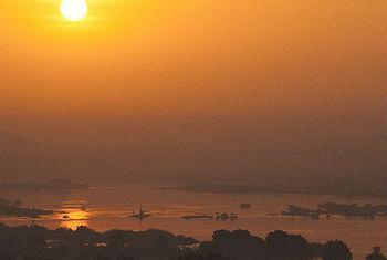Temperaturas mais quentes.Foto: Banco Mundial/Curt Carnemark