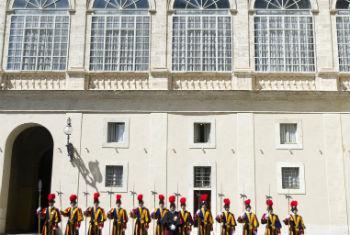 Vaticano. Foto: ONU/Eskinder Debebe