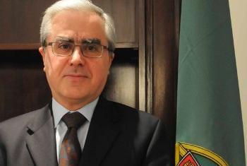 Embaixador Álvaro Mendonça e Moura. Foto: Embaixada de Portugal.