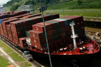 Exportações estagnadas. Foto: Cepal