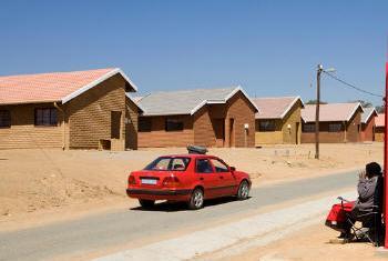 Acordo promove transporte sustentável em África. Foto: Banco Mundial