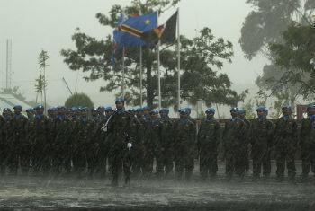 Soldados da Monusco. Foto: Monusco
