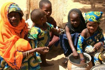 Assistência humanitária para o Níger. Foto: Ocha/Franck Kuwonu