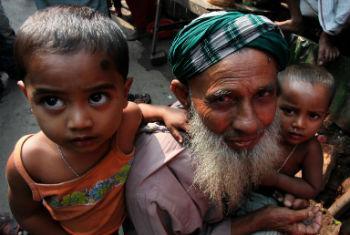 O objetivo número 1 é a erradicação da fome e da pobreza extrema. Foto: Pnud
