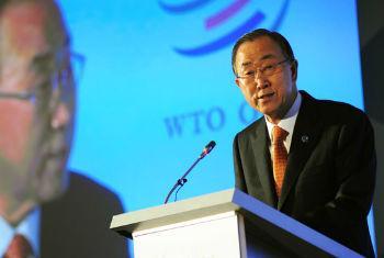 Ban Ki-moon. Foto: OMC
