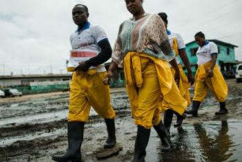 Investimento vai ajudar países afetados pelo surto. Foto: Pnud