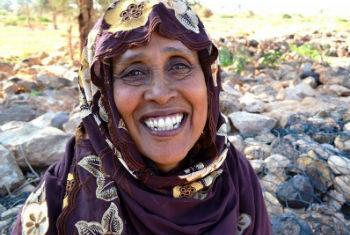 Fatima Jibrell. Foto: Pnuma