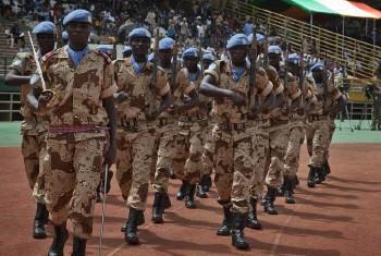 Soldados de paz chadianos, no Mali. Foto: Minusma/Marco Dormino