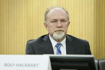 Rolf Hackbart. Foto: FAO/Giuseppe Carotenuto