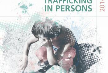Relatório Global sobre Tráfico Humano. Imagem: Unodc