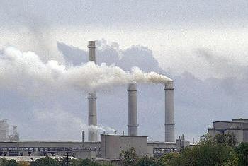 Mortes prematuras e doenças causadas pelo ar poluído geram ao continente europeu um prejuízo de US$ 1,6 trilhão. Foto ONU