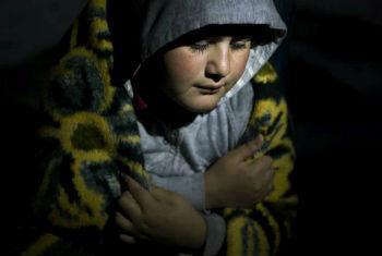 Jovem deslocado no Iraque. Foto: Acnur/D.Nahr