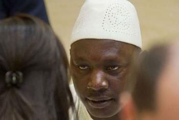 Thomas Lubanga. Foto: TPI/Evert-Jan Daniel/ANP